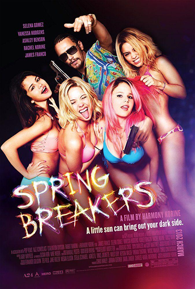 spring breakers i usa