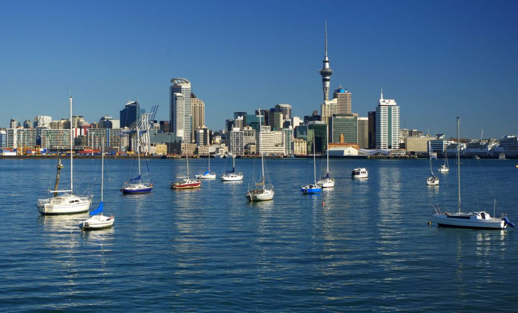 Skyview Auckland, studera utomlands i New Zealand på University of Auckland.