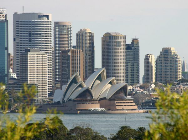 Studera utomlands i Australien med Blueberry, studera i Sydney eller Melbourne med AIT