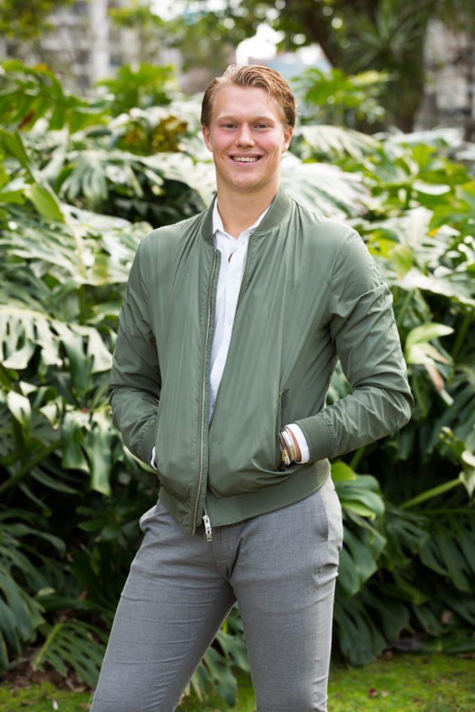 Filip student, University of Auckland, New Zeeland