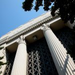 byggnad, UC Berkeley, plugga utomlands i USA