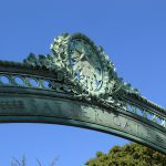 Sather Gate, UC Berkeley, studera utomlands, plugga i usa
