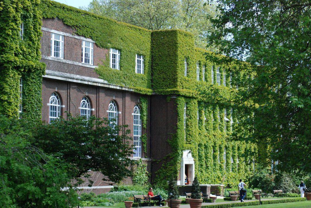 studera utomlands i England, Regent's University, London, Regent's Park
