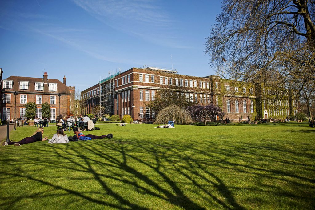 studera utomlands i england, london, regent's university, campus