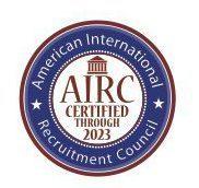 Blueberry har blivit AIRC certifierade, AIRC