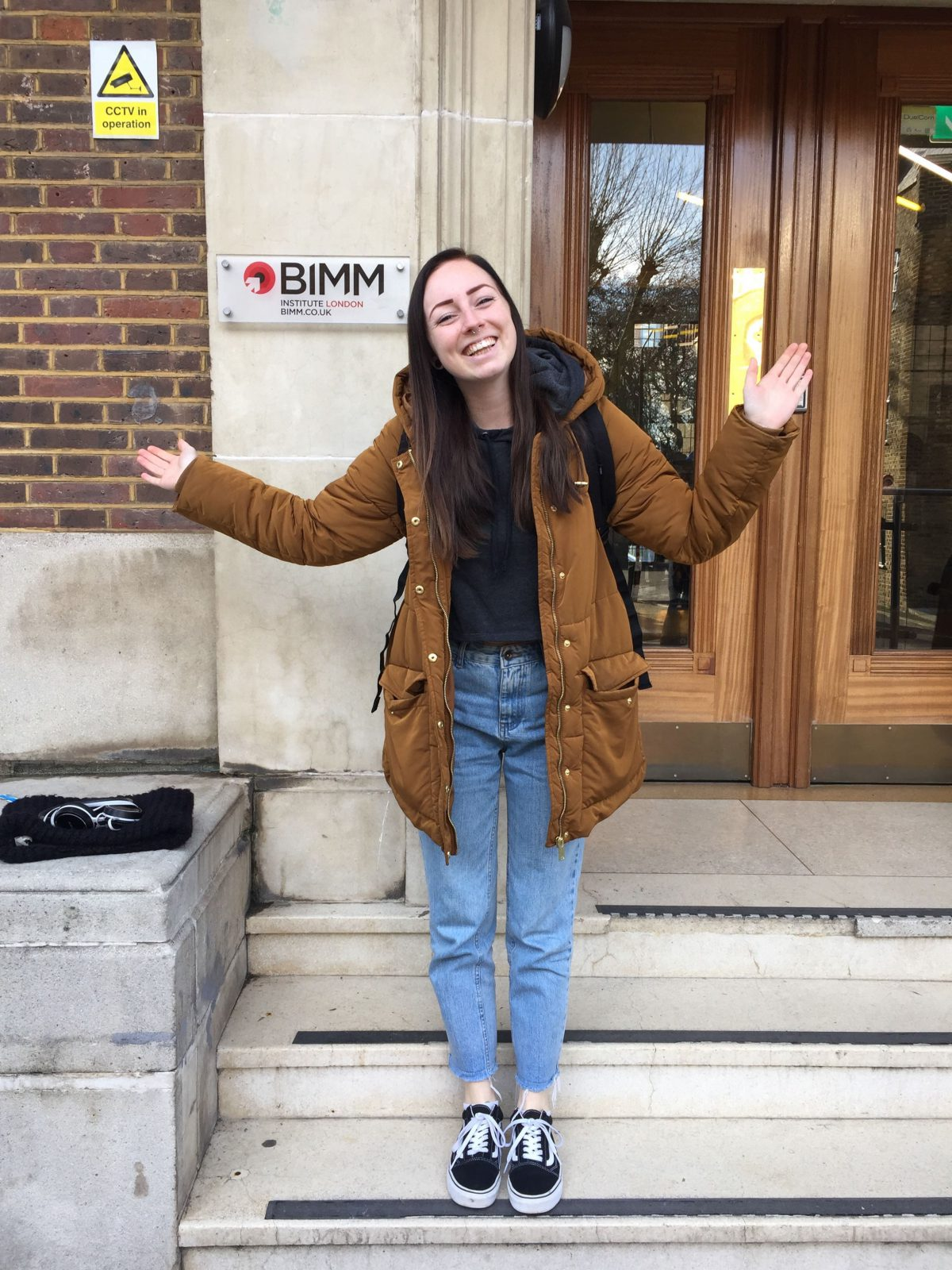 Studera utomlands på BIMM i London, här är jag, läs mer om Bellas upplevelse på BIMM London, BIMM London, UK