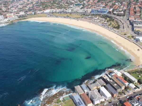 Studera utomlands, Australien, UNSW Sydney, bondi beach