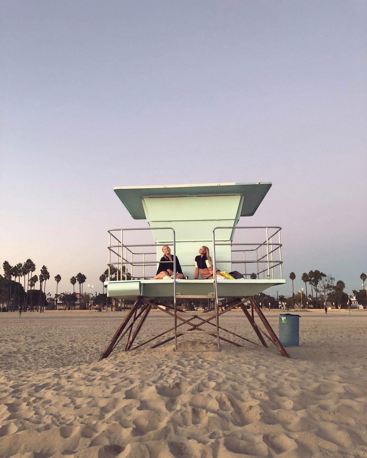 Strandhus i Long Beach