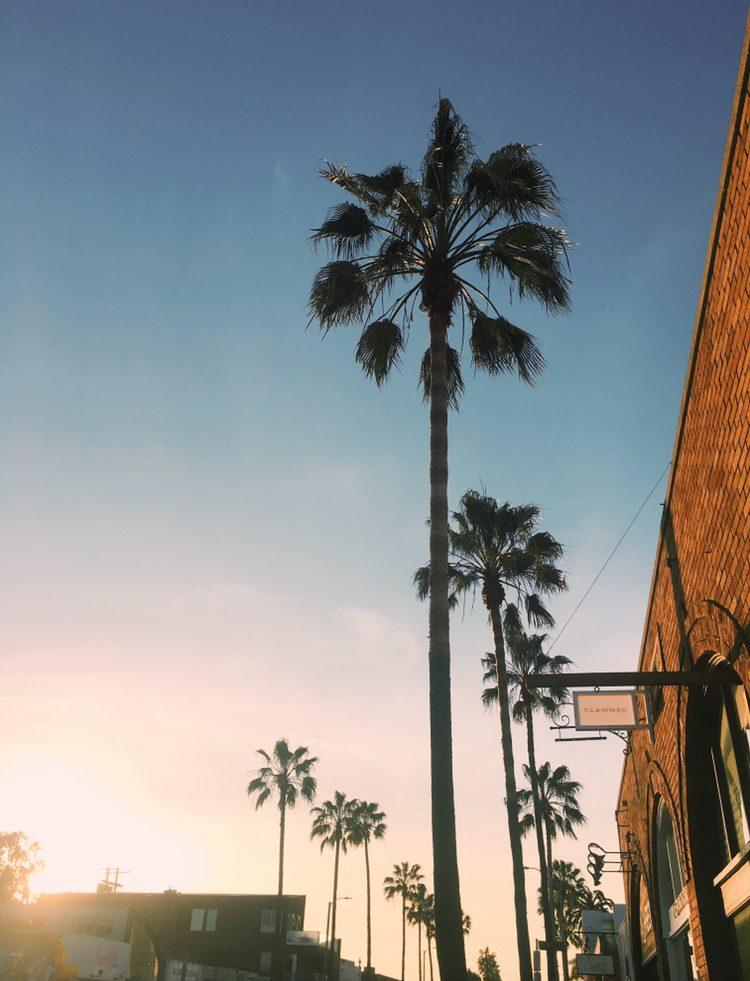 En vecka i Los Angeles Livet & LA