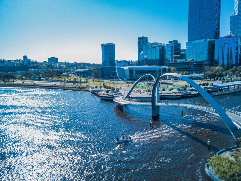 Studera utomlands i Australien och Perth, Blueberry hjälper dig hela vägen.