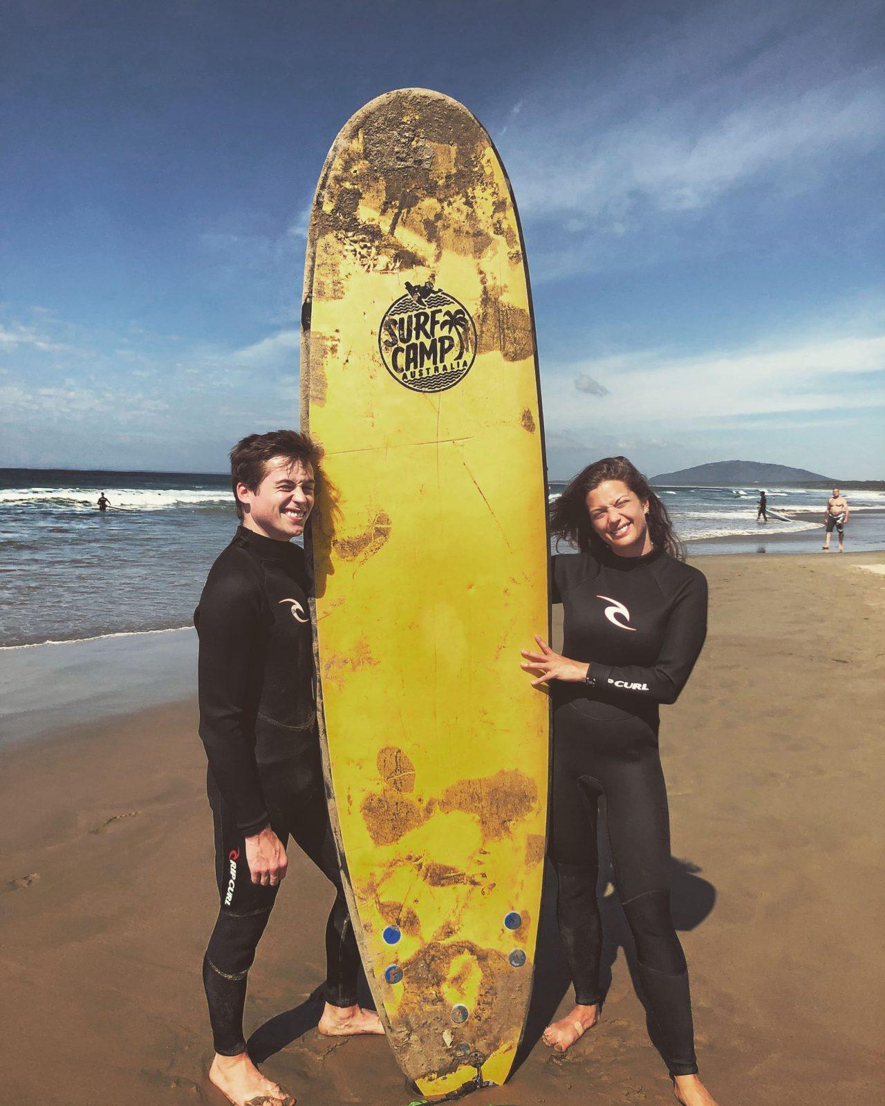 Studera utomlands i Australien, bo längs Gold Coast och studera i studentstaden Wollongong. Surfa och snorkla på fritiden för den perfekta avslappningen från dina studier.