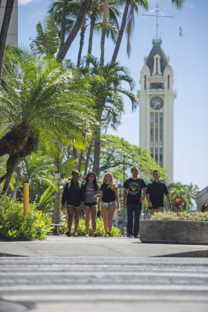 Studera utomlands och lär känna massa nya vänner. Bland annat erbjuder HPU stipendium vilket gör det billigare för Blueberry studenter.