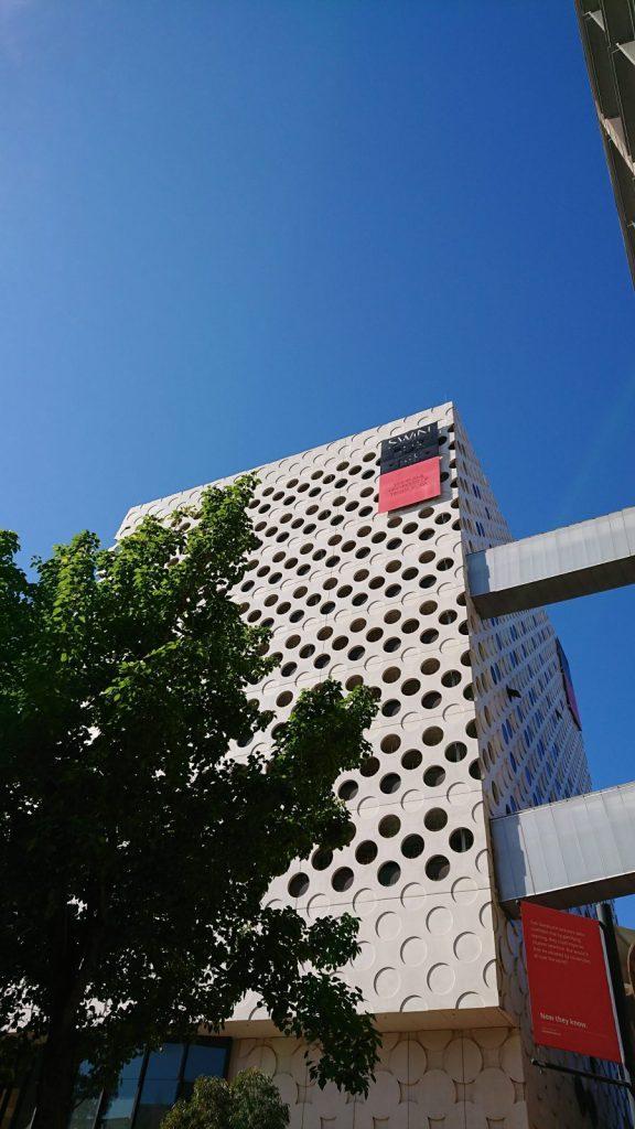 Studera utomlands som Fabian på Swinburne University of Technology i Melbourne. Ansök via Blueberry.nu