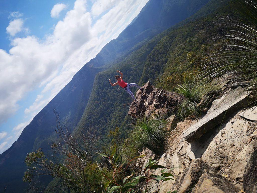 Studera utomlands i Australien på TAFE Queensland, som Blueberry studenten Jenny och utbilda dig till PT.