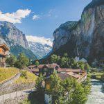 Utlandsstudier i Schweiz, ansök via Blueberry.nu