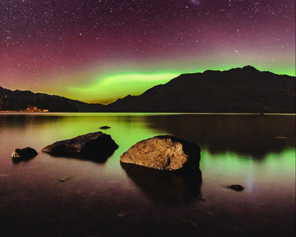 Studera i Australien, Swinburne University of Technology, aurora australis, ansök via blueberry.nu