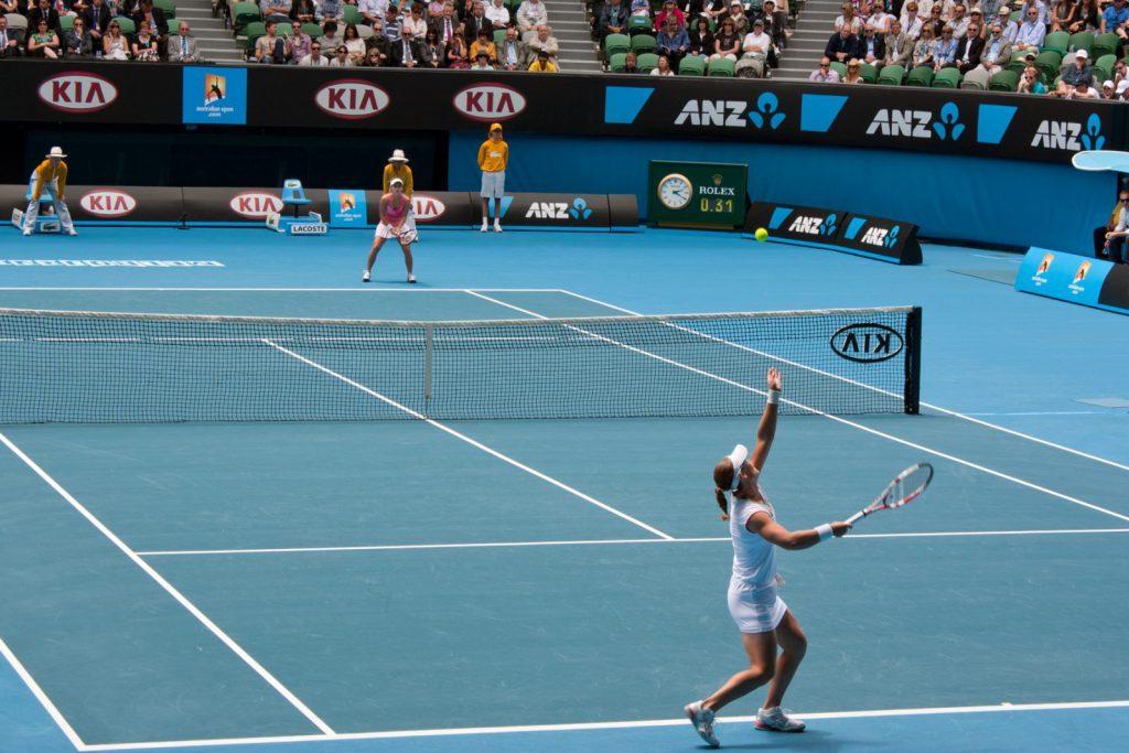 studera i australien, studera utomlands på swinburne university of technology, melbourne, besök australian open, tennis, grand slam of asia, ansök via blueberry.nu