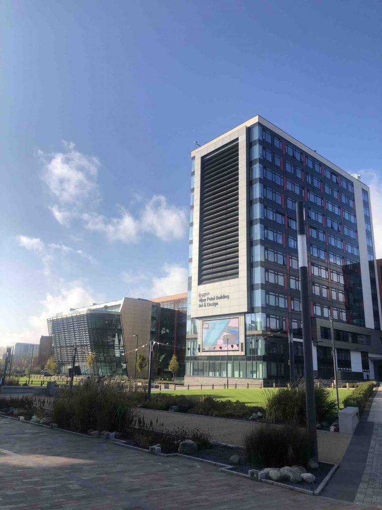 Campusbyggnad DMU