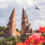 Tempel i Bali