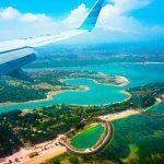 Bild från flyg