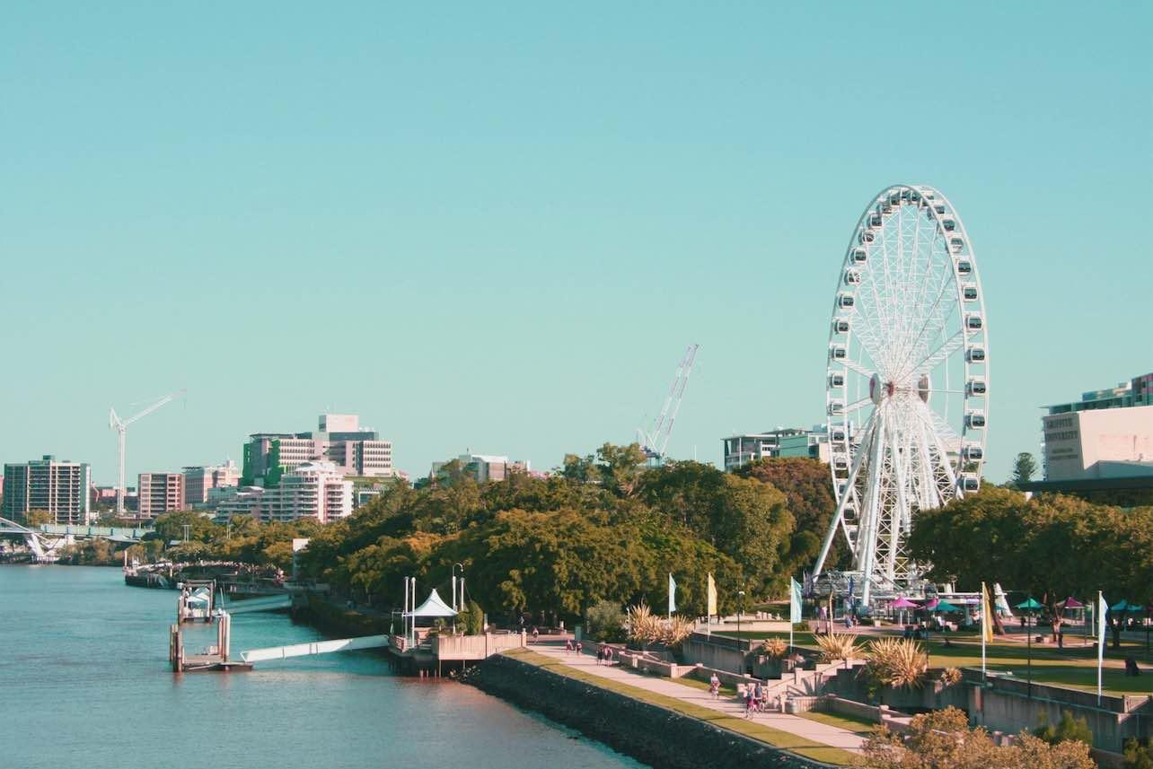 Australien Brisbane South Bank