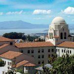 UC Berkeley utsikt