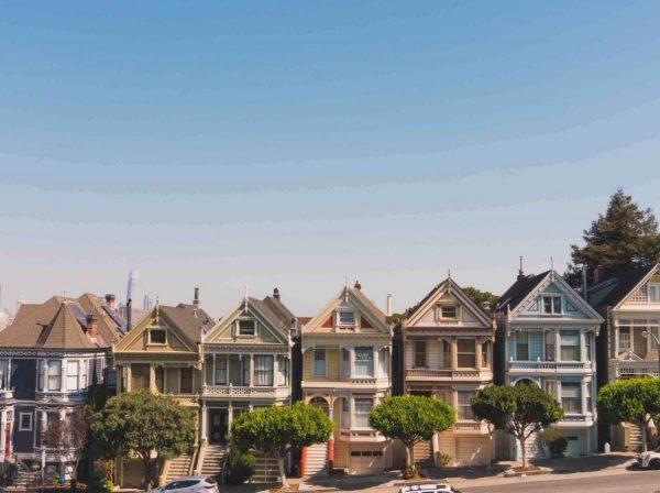 Hus i San Fransisco