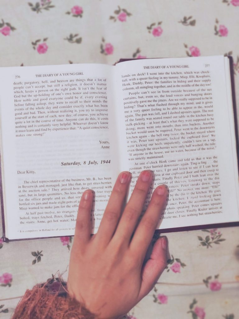 Anne Franks bok