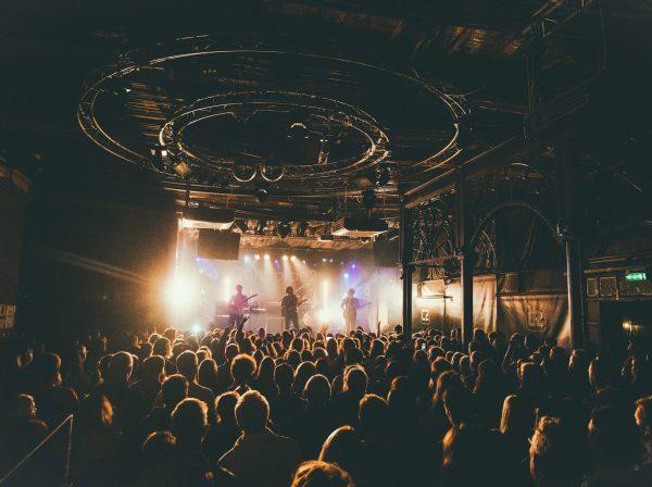 Konsert i Brighton