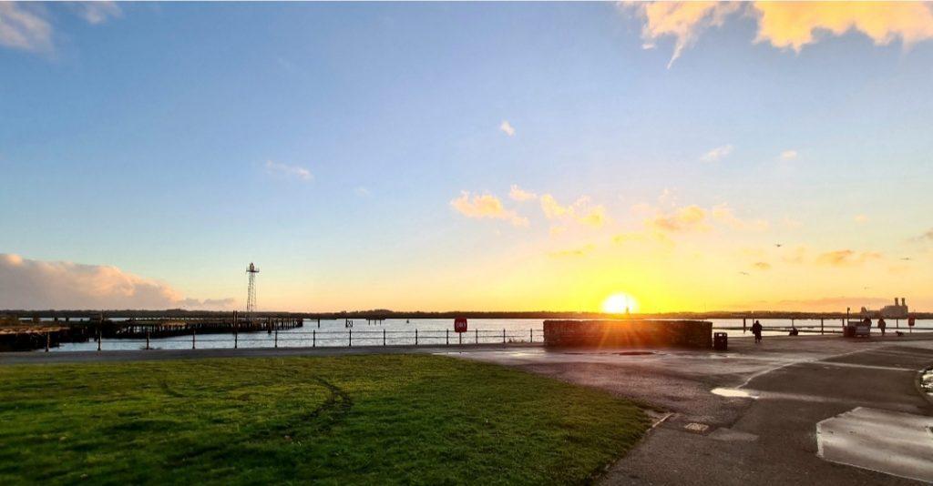 Southampton utsikt