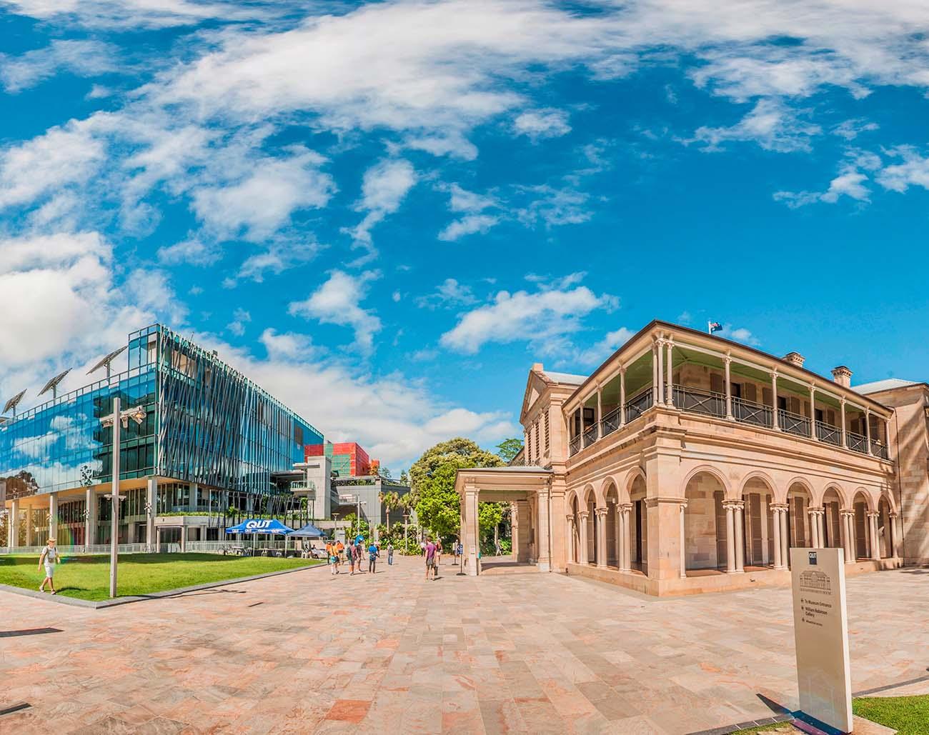 Utanför Queensland University of Technology