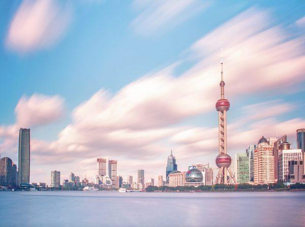 Shanghai-Kina